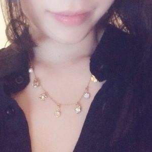 Juicy Couture Jewelry - Authentic Juicy Couture Necklace